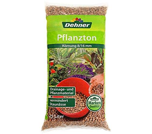 Dehner -   Pflanzton, 25 l,