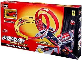 Bburago Sh-31301 B Go Gears - Ferrari Race And Play
