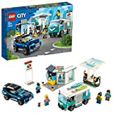 LEGO City Turbo Wheels - Gasolinera, Set de Construcción de Juguete a Partir de...