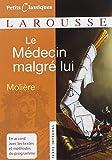 Le Malade imaginaire, texte intégral by Molière (1998-01-01) - Larousse - 01/01/1998