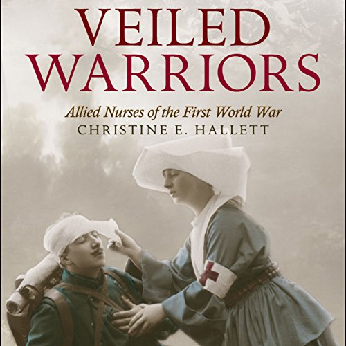 Veiled Warriors audiobook cover art