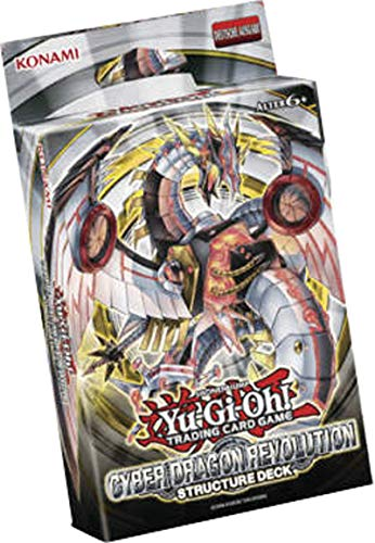Structure Deck - Cyber Dragon Revolution - Unlimitiert