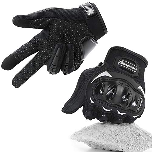 COFIT Motorcycle Gloves, Full Fi...