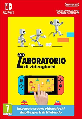 Laboratorio di videogiochi Standard - [Pre-Load]  Nintendo Switch - Codice download