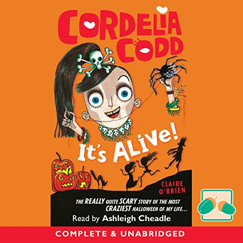 It's Alive audiobook cover art