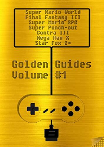 Golden Guides #1 incl. Super Mario World Final Fantasy III Super Mario...