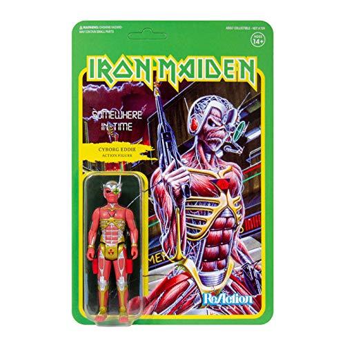 Iron Maiden - Figurine Reaction Somewhere in Time (Album Art) 10 cm