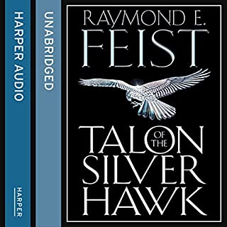 Talon of the Silver Hawk cover art