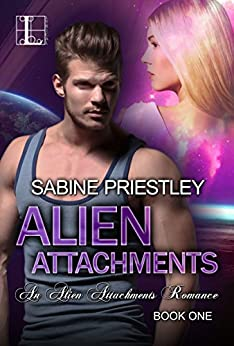 Alien Attachments by [Sabine Priestley]