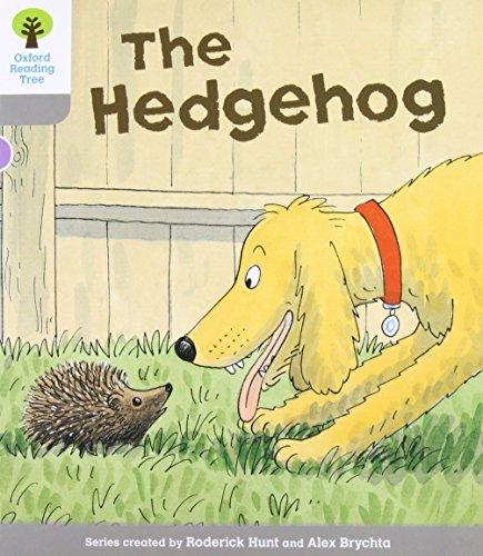 Oxford Reading Tree: Level 1: Wordless Stories B: Hedgehogの詳細を見る