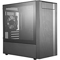 Cooler Master MasterBox NR400 Micro-ATX Tower w/Front Mesh Ventilation