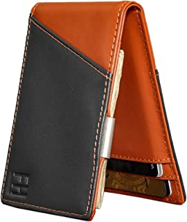 barrington money clip wallet