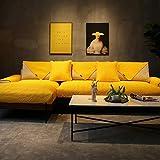 JKL J-Almohada Reversible Sofá Cover, Acolchado sofá Cubierta Rectangular Muebles Protector de Fundas for los Animales domésticos Antideslizantes Fundas de sofá Cushion