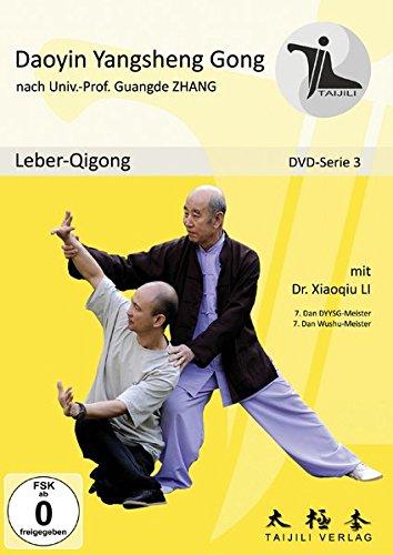 LEBER-QIGONG: Qigong DVD-Serie 3