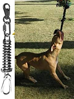 Spring Pole - (1) Dog Conditioner - Muscle Builder Tug Rope NOT Included! - Fun for Piit Bull Bully & all Breeds! - Prime Shipping!