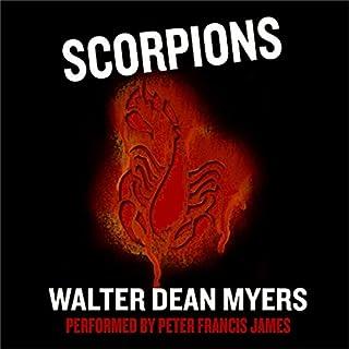 Scorpions audiobook cover art
