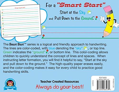 Teacher Created Resources (76503) Smart Start K-1 Writing Paper: 360 sheets Photo #3
