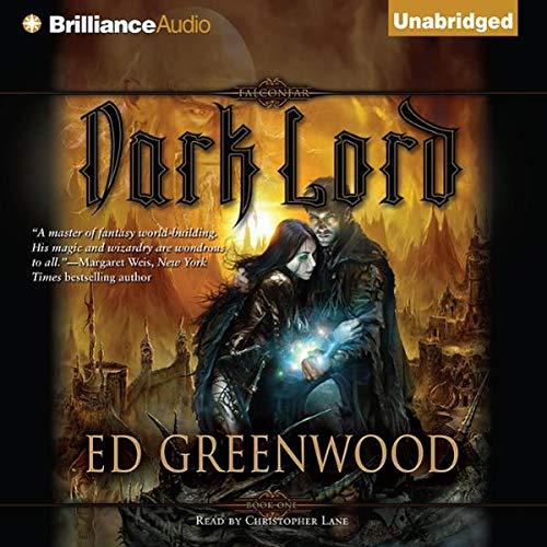 Dark Lord audiobook cover art