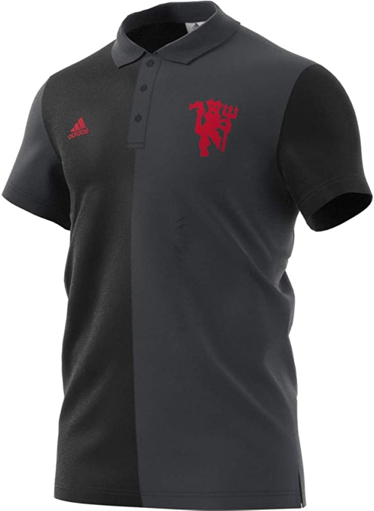 adidas MUFC SSP, Polo Manchester United FC Uomo