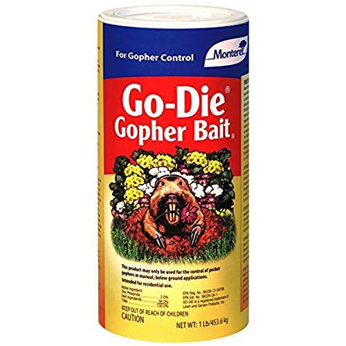 Monterey LG 9250 Gopher Bait, Brown