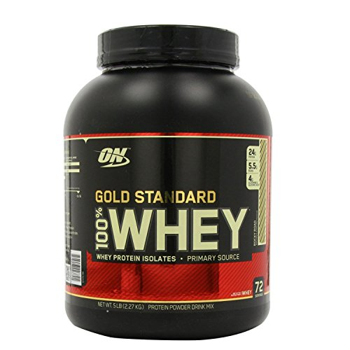 Optimum Nutrition Gold Standard Whey 2,27 kg (chocolate doble)