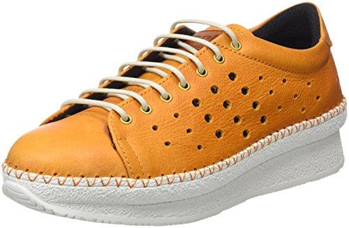 Art PEDRERA, Zapatillas Mujer, Naranja (Mandarin), 38 EU
