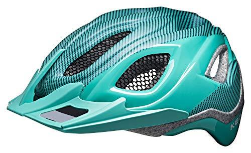 KED Certus Pro helm blauw/groen 2020 fietshelm