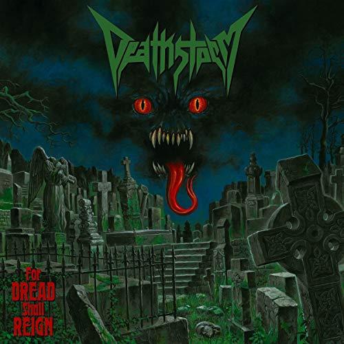 Deathstorm: For Dread Shall Reign (Audio CD)