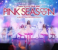 Apink - 1St Live Tour 2015 Pink Season [Japan LTD BD] UPXH-20041 by Apink