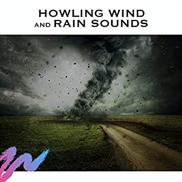 Howling Wind and Rain Sounds