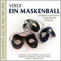Ein Maskenball (Opera Sung in Ger