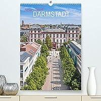 Meine Stadt Darmstadt (Premium, hochwertiger DIN A2 Wandkalender 2022, Kunstdruck in Hochglanz): Imposantes fotografisches Portraet (Monatskalender, 14 Seiten )