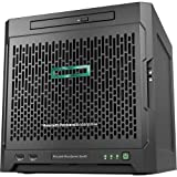HPE ProLiant MicroServer Gen10 Ultra Micro Tower Server 1 x Opteron 8GB RAM Model P07203-001