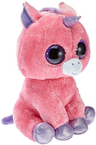 TY 7136804 - Magic X-Large - Einhorn, Beanie Boos, 42 cm, pink