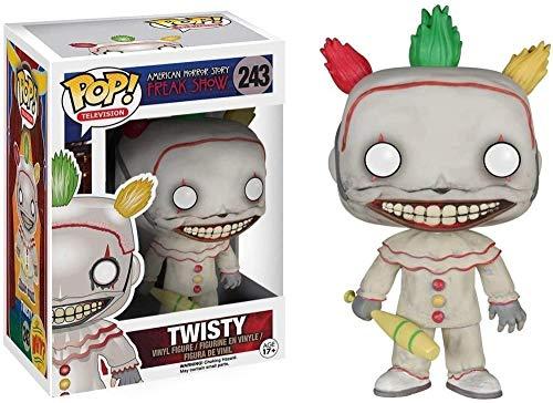 A-Generic Funko # 243 American Horror Story Freak Show Twisty Pop! Multicolor