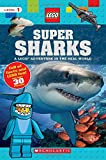 Super Sharks (LEGO Nonfiction): A LEGO Adventure in the Real World