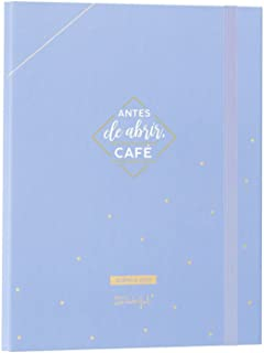 Amazon.es: Azul - Agendas y calendarios / Calendarios ...