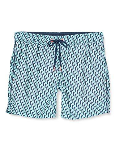 ESPRIT wear Herren Belo Bay Woven 38 cm leger Boardshorts, 390, XL