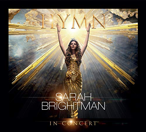 Sarah Brightman - Hymn In Concert (+ CD) [Reino Unido] [Blu-ray]