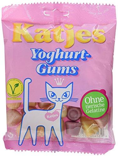 Katjes Yoghurt-Gums, 20er Pack (20 x 200 g Beutel)