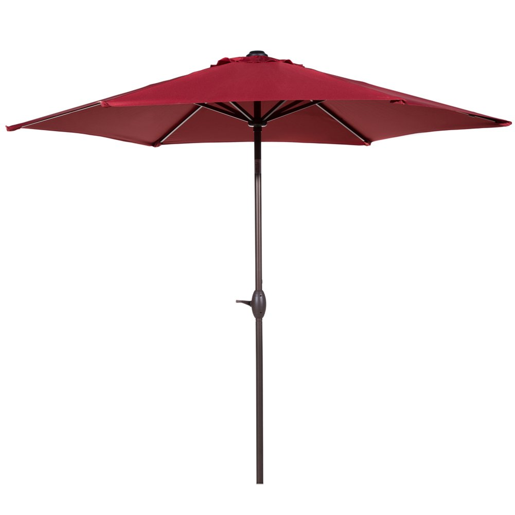 Abba Patio Outdoor Aluminum Umbrella