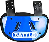 Battle Sports Back Bone Adult Football Back Plate
