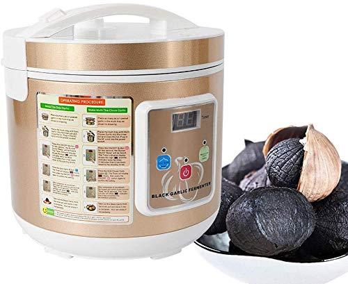 5L máquina automática para fermentador de ajo negro