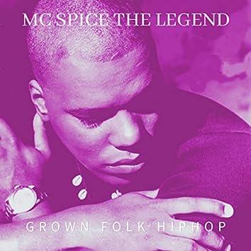 Grown Folk HipHop