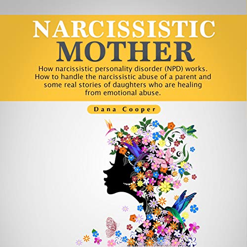 Narcissistic Mother cover art