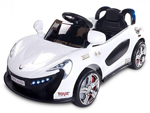 Caretero Toyz Aero Auto Coche A Bateria...