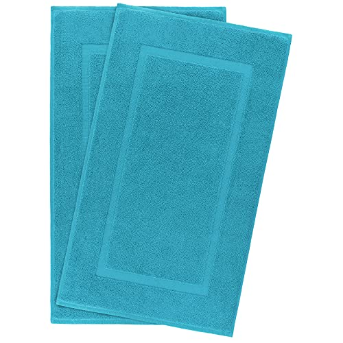 2-Pack Banded Bath Mats With Luxury Hotel & Spa Quality