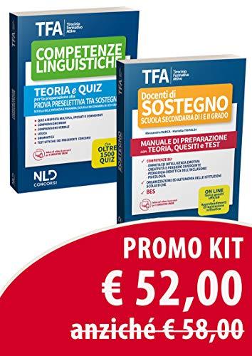 Concorso Scuola. Kit TFA. Docenti di sostegno scuola secondaria di I e II grado-TFA. Competenze linguistiche