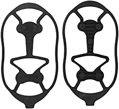 Hugo Grips-4-Ice Winter Traction, Over-Shoe Snow Cleats, One Size Fits Most