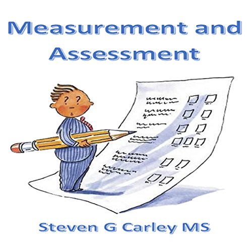 Measurement and Assessment audiobook cover art